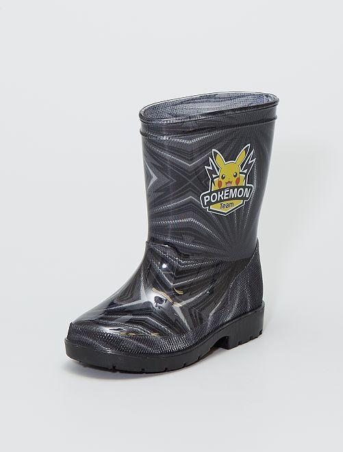 Botas de agua 'Pikachu' 'Pokemon'                             gris