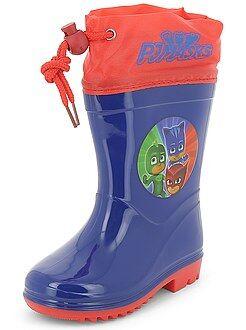 Botas de agua 'PJ Masks' con suela led