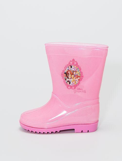 Botas de agua 'Princesas Disney'                             rosa