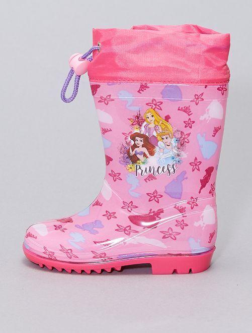 Botas de agua 'Princess' 'Disney'                             rosa