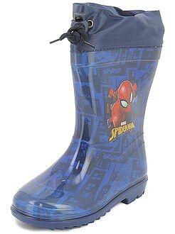 Niño 3-12 años - Botas de agua 'Spider-Man' - Kiabi