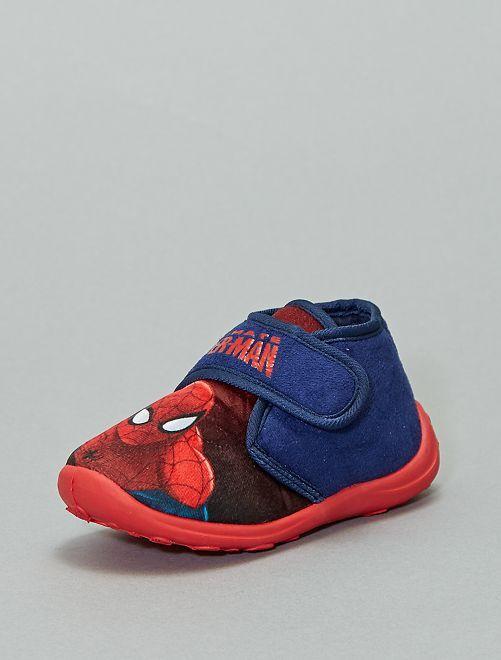 Botas de casa 'Spider-Man'                             azul