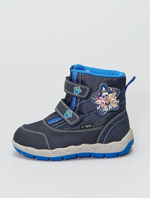 Botas de nieve 'La patrulla canina'                             azul navy
