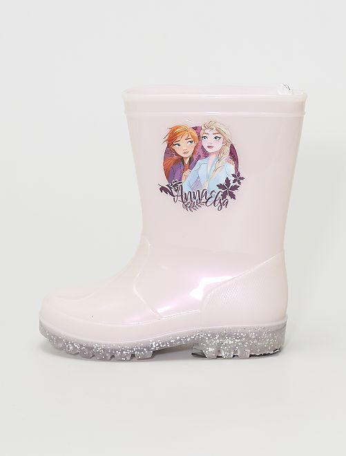 Botas de plástico 'Frozen' de 'Disney'                             BEIGE