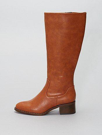 Botas de tacón - Kiabi