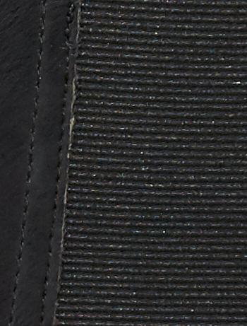 b1198ab8 ... Botas en dos materiales con elásticos 'Xti' vista 6. Botas en dos  materiales con elásticos 'Xti' negro Mujer talla 34 a 48