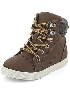 Zapatos, zapatillas - Botines de piel sintética