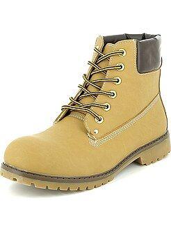 Zapatos - Botines tipo zapatos de montaña