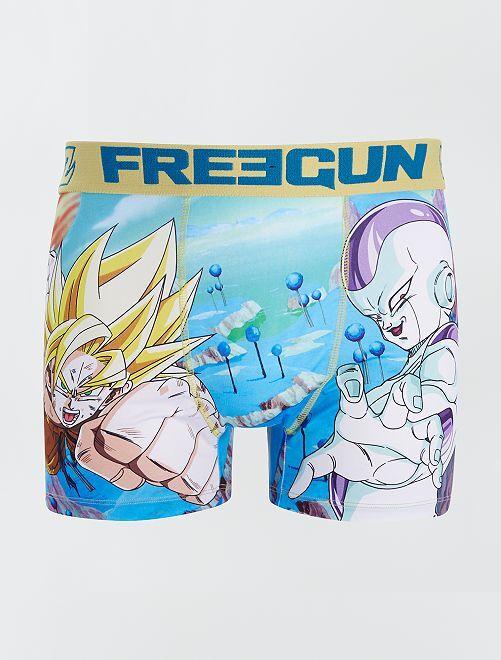 Bóxer 'Freegun' 'Dragon Ball Z'                             AZUL