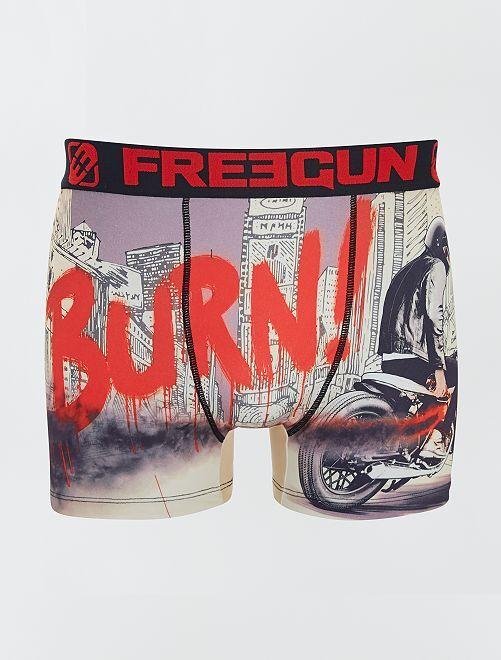 Boxer 'Freegun'                             ROJO