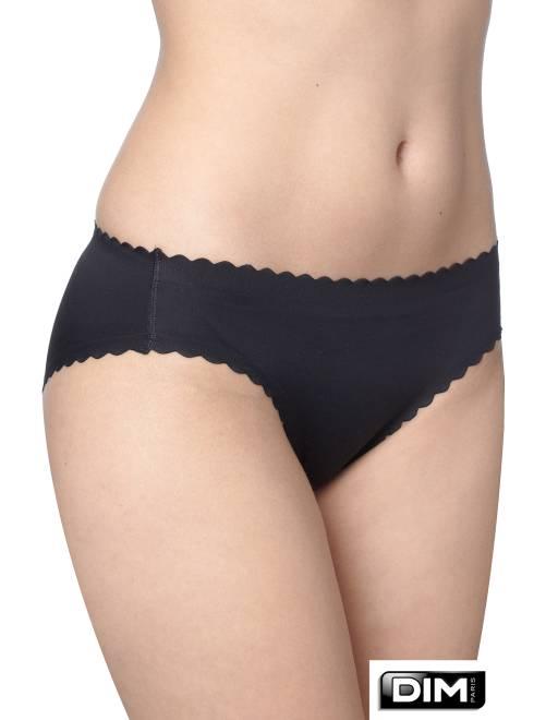 Braguita Body Touch segunda piel de 'DIM'                                                                 negro
