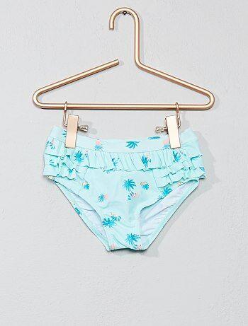 d3ecfc8a2 Niña 0-36 meses - Braguita de bikini con volantes - Kiabi