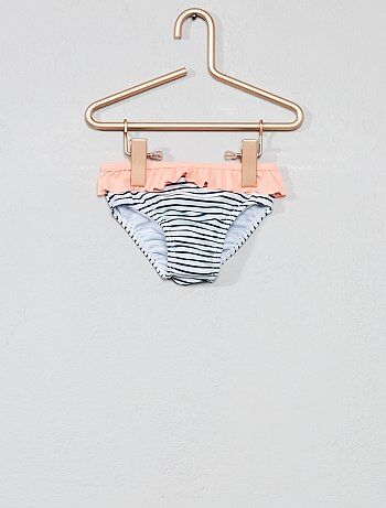 8f343124d41 Rebajas bañadores bebé niña | trajes de baño Bebé niña | Kiabi