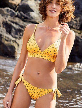 Talla 48Amarillo Bikinis Mujer Kiabi A 34 8ON0vmnw