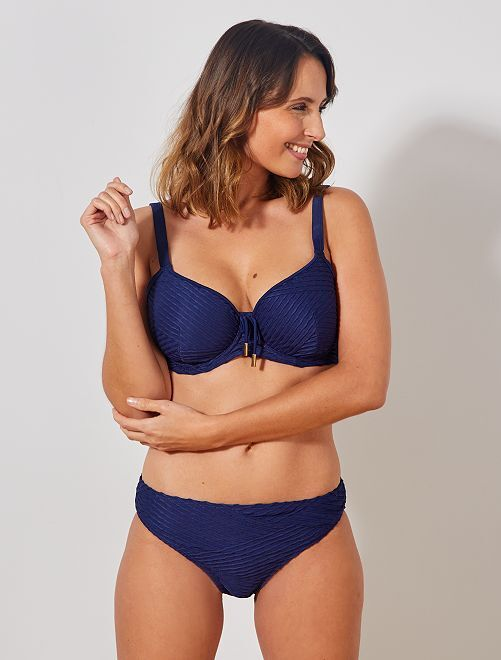 Braguita de bikini 'Sans Complexe'                             azul