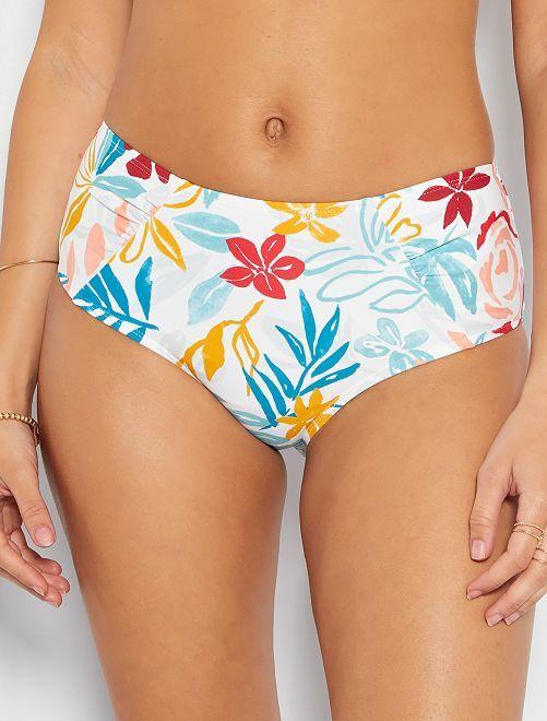 Braguita de bikini 'Sans Complexe'                             flores