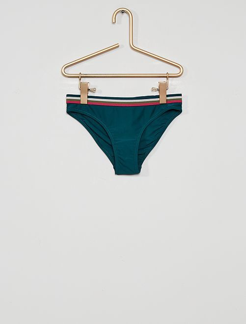 Braguita de bikini                             VERDE