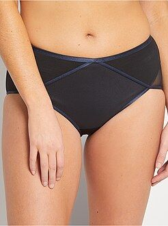 Braga, tanga - Braguita midi Ideal Beauty 'Playtex'