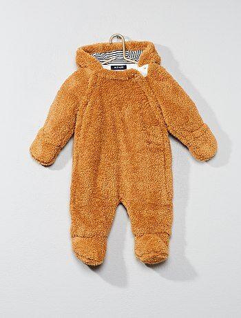 Buzo para bebé oso - Kiabi