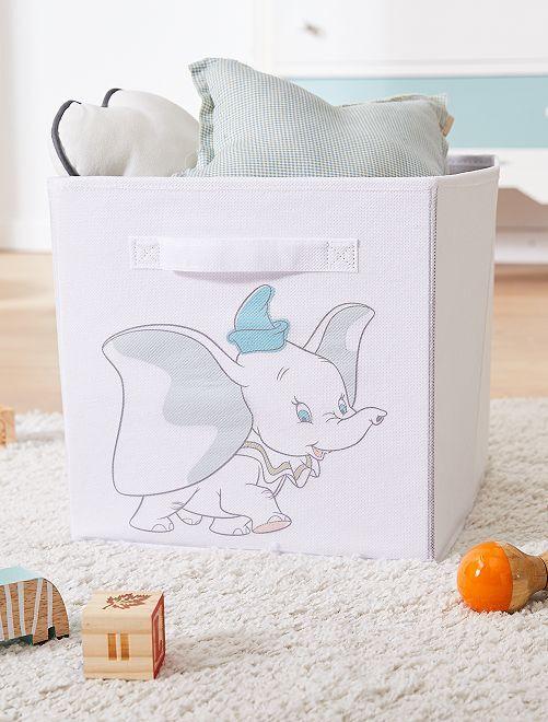 Caja de almacenaje 'Dumbo'                             BLANCO