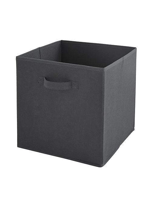 Caja de almacenaje plegable                                                                                                     GRIS