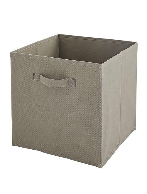 Caja de almacenaje plegable                                                                                                     MARRON