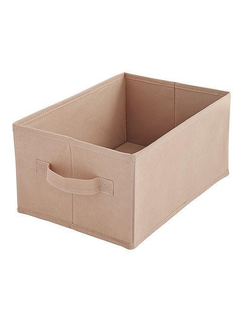 Caja de almacenaje plegable                                                                             ROSA