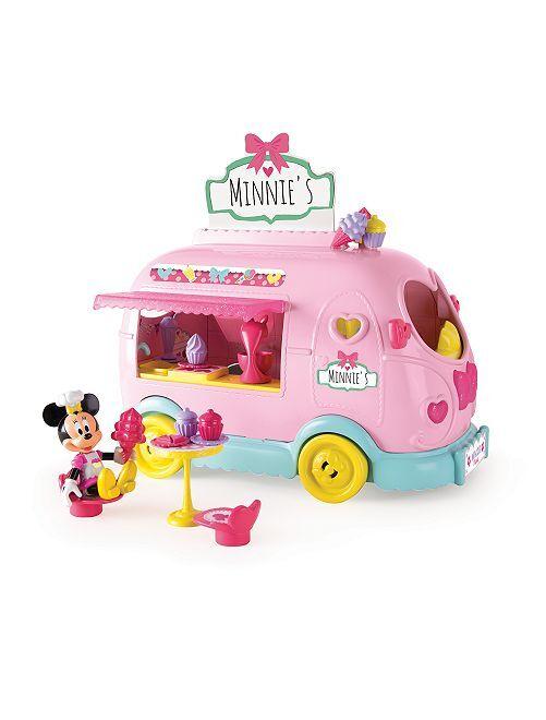 Camión venta de helados 'Minnie'                             rosa
