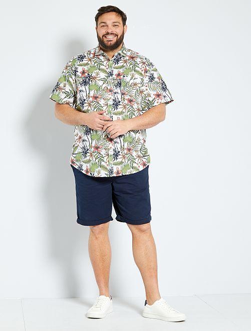 Camisa                                                                                                                 BLANCO