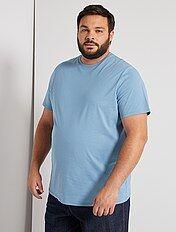Camisetas De Hombre Tallas Grandes Hombre Kiabi