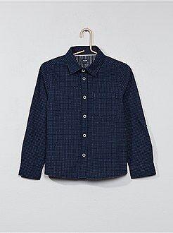 Camisas - Camisa con motivos - Kiabi