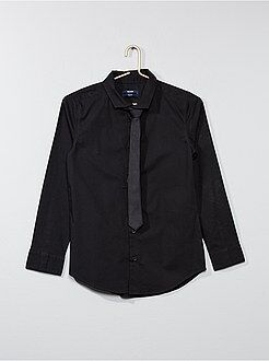 Camisas - Camisa + corbata