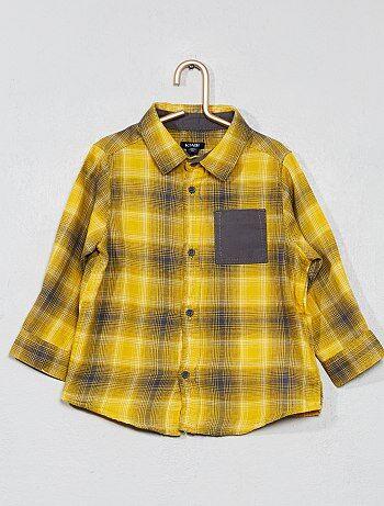 Camisa de franela - Kiabi