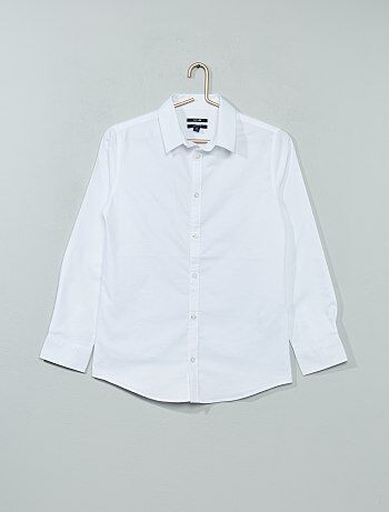Camisa de popelina - Kiabi