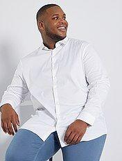 de47758456fa Zapatos y ropa de tallas grandes para hombre | Kiabi