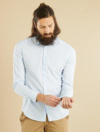 Básicos a pequeños precios hombre Camisas Hombre  a6a6c119f89e7