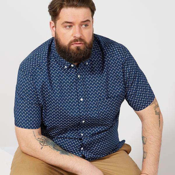 2aa561a8a5c Excelente Calidad Parches Camisas De Hombre En Talla 3xl Online Compara 3 Mundo Vivo Com