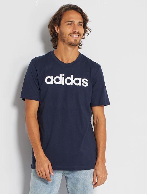 Camiseta 'Adidas'                             AZUL