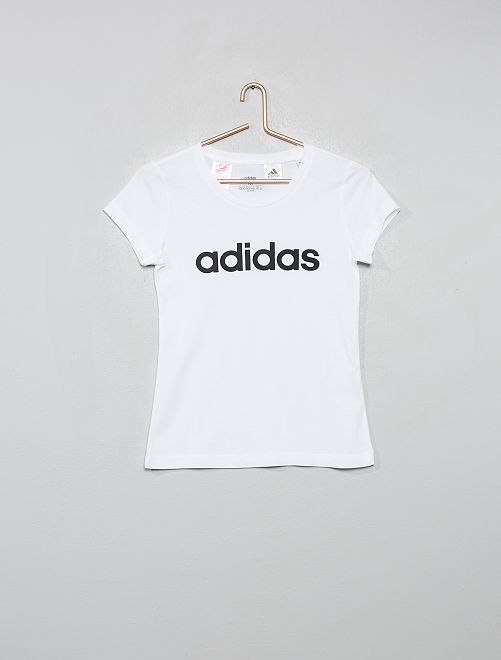 Camiseta 'Adidas'                             BLANCO