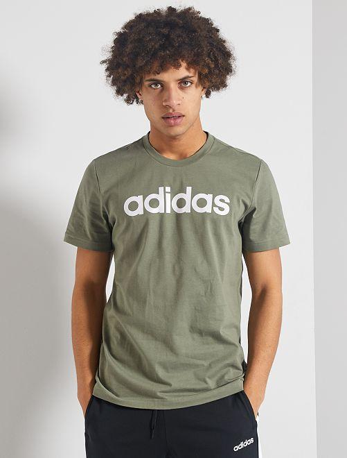 Camiseta 'adidas'                             VERDE