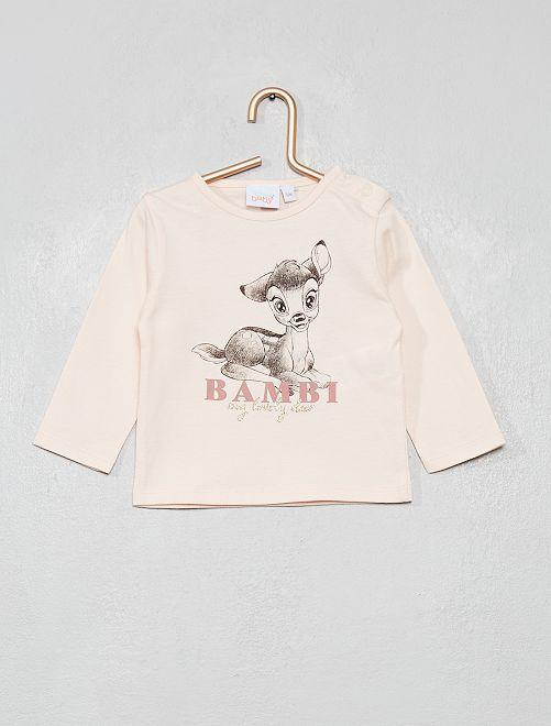 Camiseta 'Bambi'                                                                 ROSA