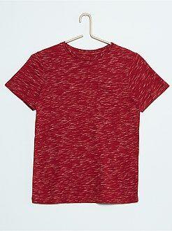 Niño 10-18 años Camiseta básica