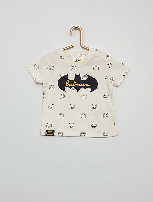 Camiseta 'Batman'                                         BLANCO