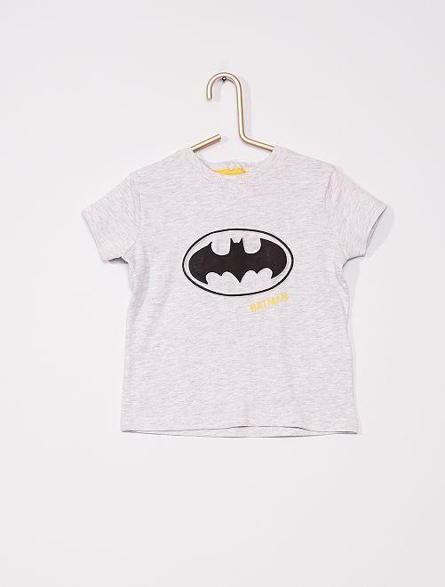 Camiseta 'Batman' de 'DC Comics'                                         GRIS