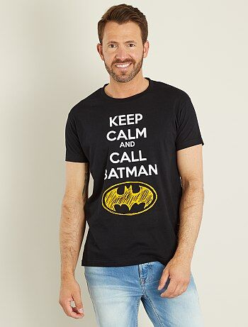 Camiseta 'Batman' - Kiabi