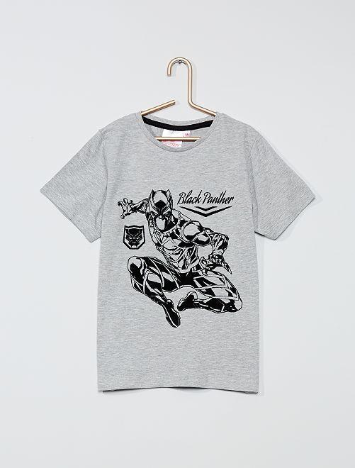 Camiseta 'Black Panther'                                         gris