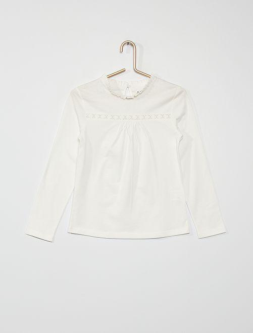 Camiseta                                                                 blanco nieve