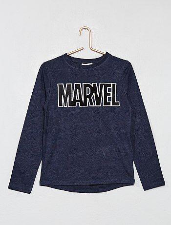 Camiseta bordada  Spiderman  - Kiabi 07b23a43539c9