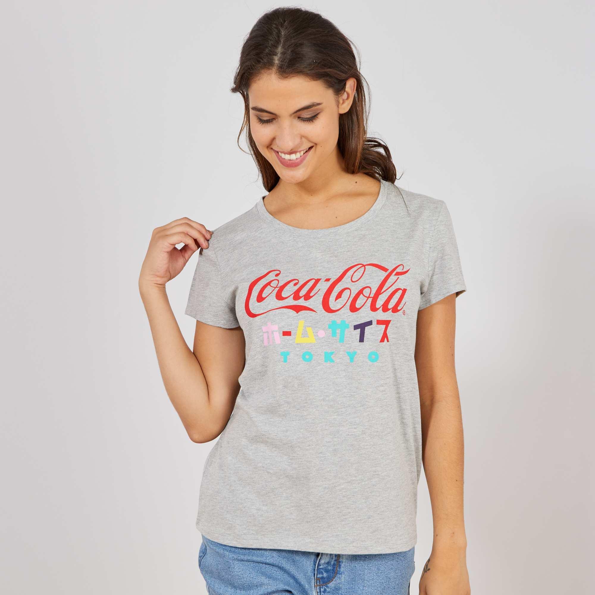 4ae70ad1 Camiseta 'Coca-Cola' Tokio