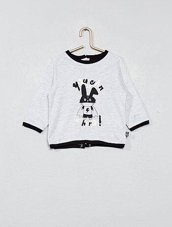 Camiseta con adornos - Kiabi